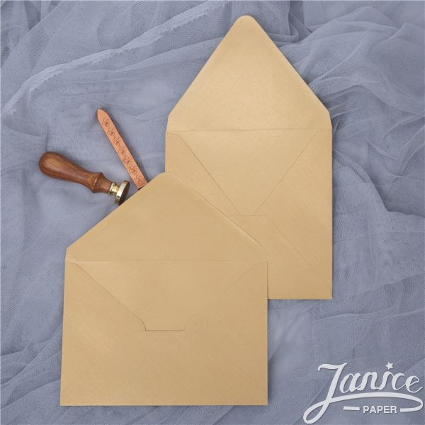 Standard Envelopes For Wedding Invitations ( 6 1/3*6 1/3 inch or  7 1/2*5 1/4 inch)