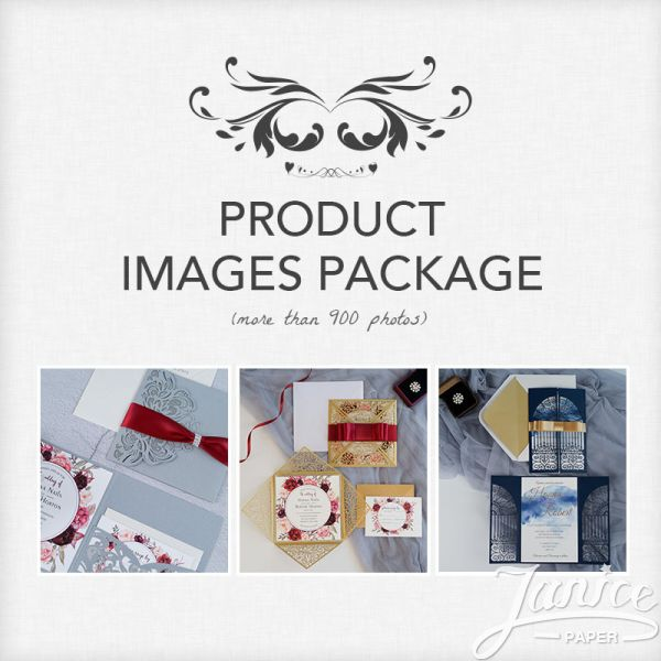 Product Images Package