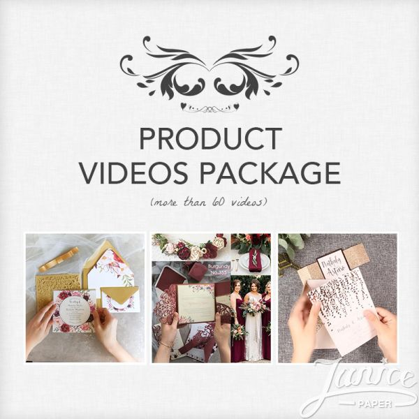 Product Videos Package