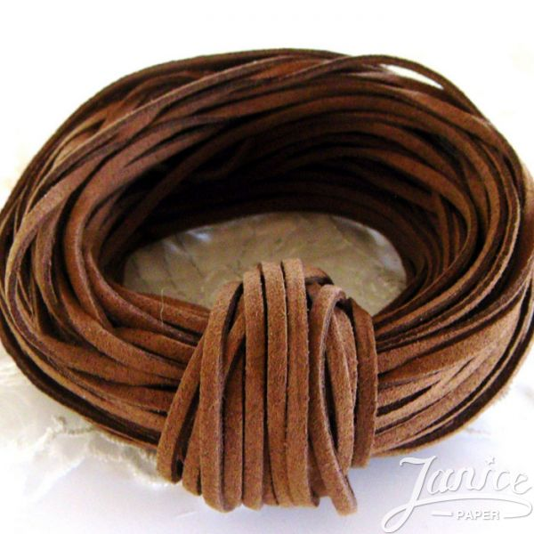 3mm Artuficial Leather Rope NPS0001